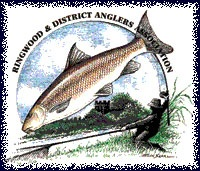 Ringwood & District Anglers Association Logo